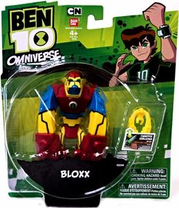 Ben 10 Omniverse - Bloxx