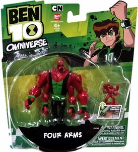 Ben 10 Omniverse - Four Arms