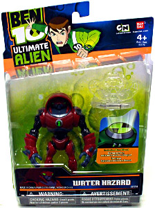 Ben 10 Ultimate Alien - Water Hazard