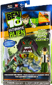 Ben 10 Ultimate Alien - 2-Pack Ben Tennyson and Vilgax