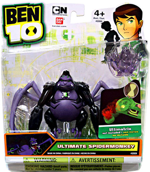 Ben 10 Ultimate Alien - Ultimate Spidermonkey