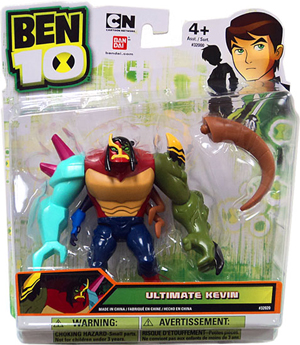 Ben 10 Ultimate Alien - Ultimate Kevin