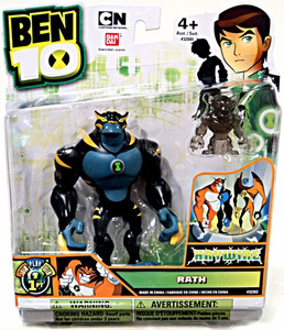Ben 10 Ultimate Alien - Rath HAYWIRE
