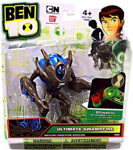Ben 10 Ultimate Alien Revolution Ultimatrix - Ultimate Swampfire