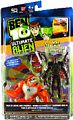 Ben 10 Ultimate Alien - 2-Pack Rath and Six Six