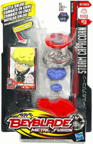 Beyblades Metal Fusion Battle Top - Storm Capricorn