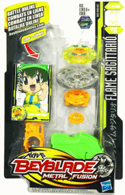 Beyblades Metal Fusion Battle Top - Flame Sagittario
