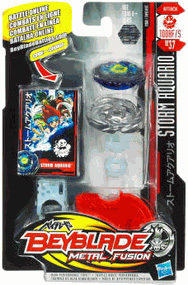 Beyblades Metal Fusion Battle Top - Storm Aquario