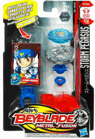 Beyblades Metal Fusion Battle Top - Storm Pegasus
