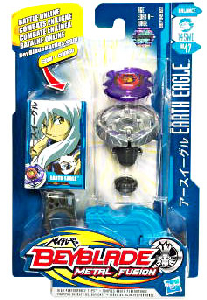 Beyblades Metal Fusion Battle Top - Earth Eagle