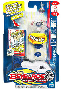 Beyblades Metal Fusion Battle Top - Lightning L-Drago