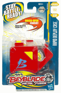 Beyblades Metal Fusion - Rapid Deply Case