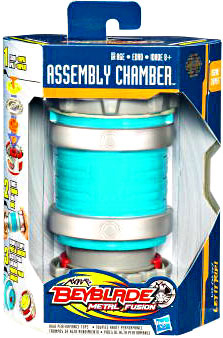 Beyblades Metal Fusion - Assembly Chamber