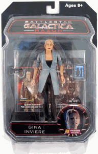 Battlestar Galactica - Preview Exclusive Gina Inviere