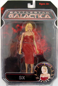 Battlestar Galactica - Cylon Six