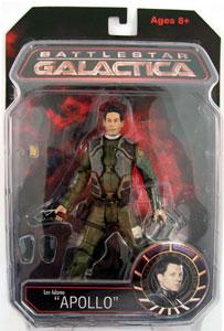 Battlestar Galactica - Lee -Apollo- Adama