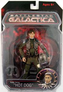 Battlestar Galactica - Brendan -Hot Dog- Costanza