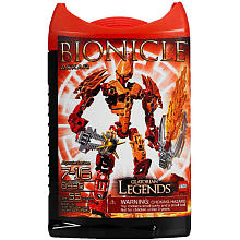 LEGO Bionicles - Legends - Ackar 8985