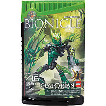 LEGO Bionicles - Glatorian - Gresh 8980