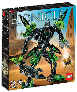 Bionicles - Glatorian Warrior Set Tuma[8991]