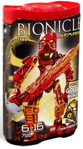 LEGO Bionicles - Stars - Tahu[7116]