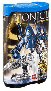 LEGO Bionicles - Stars - Piraka[7137]
