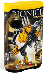 LEGO Bionicles - Stars - Rahkshi[7138]