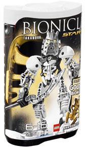 LEGO Bionicles - Stars - Takanuva[7135]