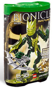 LEGO Bionicles - Stars - Gresh[7117]
