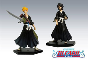 Bleach  - Ichigo and Rukia 2 Pack