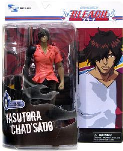 Yasutora - Chad - Sado