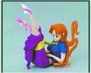 3-Inch PVC Orihime Inoue