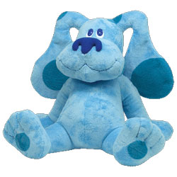 12-Inch Large Blues Clues