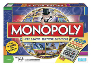Monopoly - Here and Now World Edition