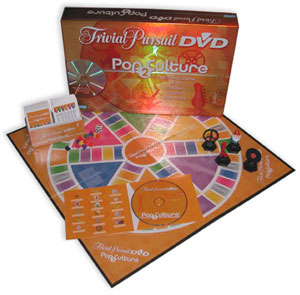 Trivial Pursuit DVD Pop Culture 2