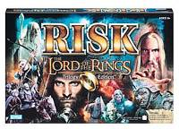 Lord of the Rings Risk Trilogy