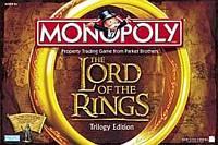 LOTR Monopoly