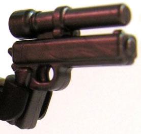 BrickArms - BLACK - Longslide Weapon LOOSE