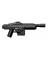 BrickArms - BLACK - HSR Heavy Sci-Fi Rifle LOOSE