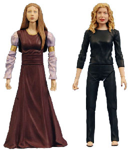Buffy - The Gift - Dawn and Glory 2-Pack