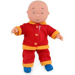 Caillou 6-Inch Doll In Pyjama