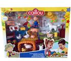 CAILLOU Farm with 30 Pcs Set and Diorama