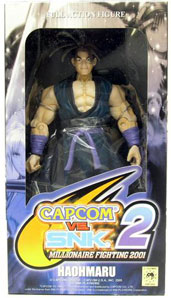 Capcom Vs Snk 2 - Blue Haohmaru Variant