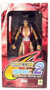 Capcom Vs Snk 2 - Mai
