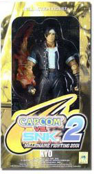 Capcom Vs SNK 2 - KYO