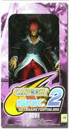 Capcom Vs SNK 2 - IORI