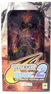 Capcom Vs Snk 2 - Akuma