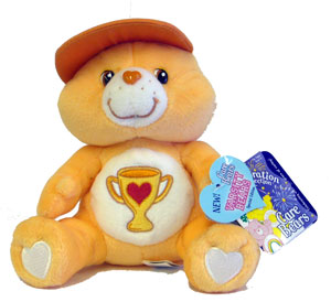 8-inch Champ Care Bear