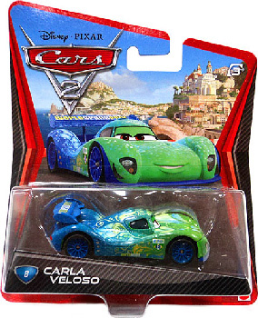 Cars 2 Movie - Carla Veloso