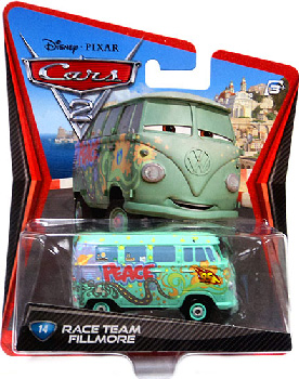 Cars 2 Movie - Race Team Filmore